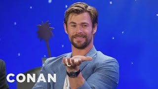 "Chris Hemsworth Chose Not To Be In ""Captain America: Civil War"
