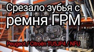Добротный двигатель, который погибает из-за экономии. Обзор мотора Peugeot / Citroёn 1.6 (TU5JP4)