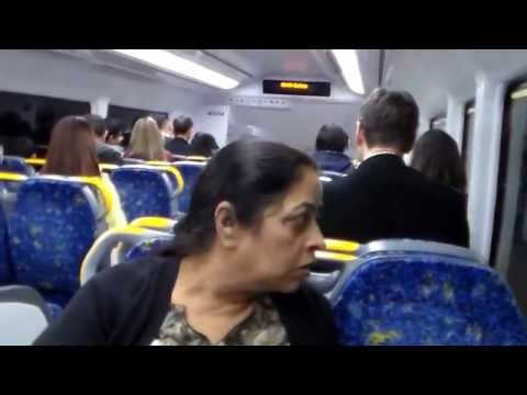 OMIKAPOOR-THE AUSTRALIA EXPLORER- SYDNEY METRO RIDE