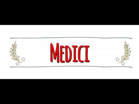 American Vs Australian Accent: How To Pronounce MEDICI In An Australian Or American Accent