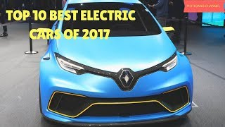 Top 10 Best Electric Cars of 2018 [pictures] - Phi Hoang Channel.