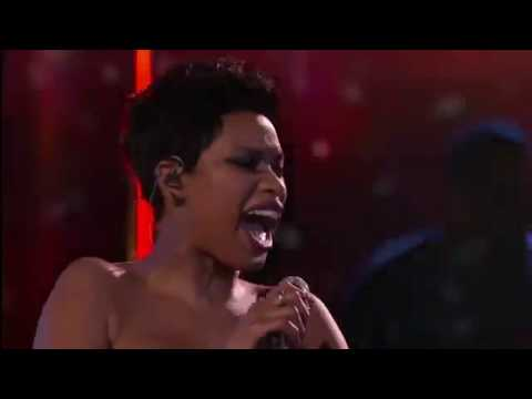 "Jennifer Hudson and Damien: ""It's Your World"""