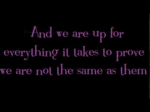 AMBULANCE Lyrics- My Chemical Romance