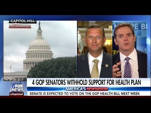 06 23 17 Collins Discusses Senate Health Care Bill on Fox News with Bill Hemmer