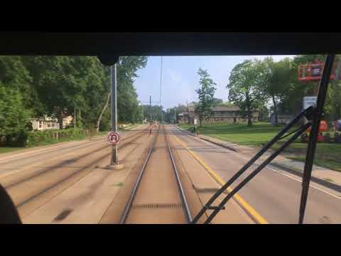 ᴴᴰ Minneapolis METRO Transit Blue Line: Flexy Swift Cab ride (38th Street to Terminal 1 - Lindbergh)