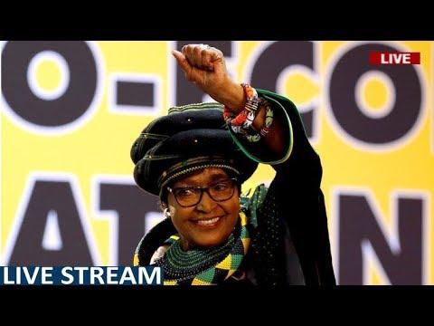 Winnie Mandela dies: 02 April 2018