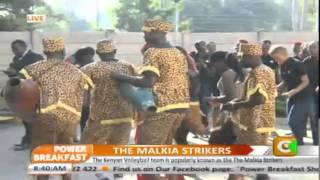 Power Breakfast: The Malkia Strikers