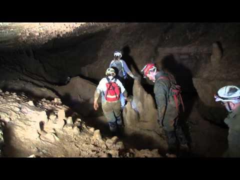 Suicide Cave - Salem, Indiana.  Trip Date: Aug 2013