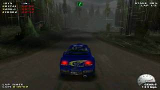 V-Rally 2 (expert edition) PC gameplay 1 HD