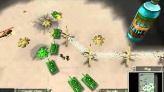 Army Men RTS Gameplay