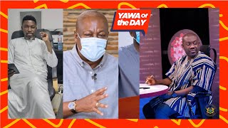 Yawa Of The Day: A Plus Jabs Kojo Oppong Nkrumah For Using