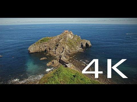 San Juan de Gaztelugatxe 4K
