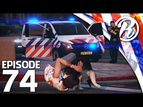 DE POLITIE HOND KOMT IN ACTIE!! - GTA V Nederlandse Politie #74 (LSPDFR 0.31)