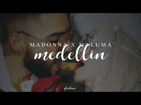 Madonna, Maluma - Medellín (Lyrics)