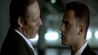 Достучаться до небес (Тиль Швайгер)- Мартин и Руди угоняют крутую тачку.