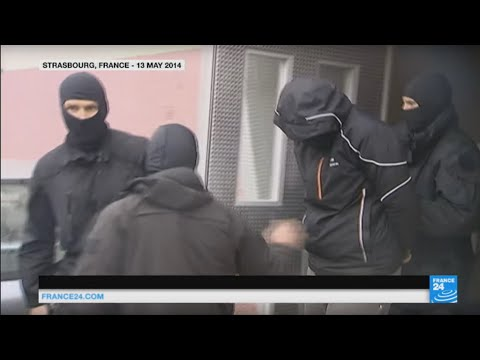 France: Islamic state group affiliates placed under formal investigation in Strasburg