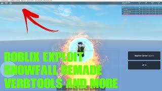 Roblox Hack/Exploit:Snowfall Remade(Patched)Internal Exploit,Click TP, Verb Hacks, and More!