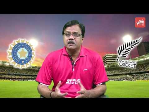 India vs New Zealand 2016 - 2nd ODI in New Delhi At Feroz Shah Kotla Stadium | YOYO TV Channel