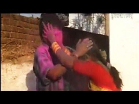 Mate He Sagar Rang Holi Ke Tihar He - Chhattisgarhi Holi Song