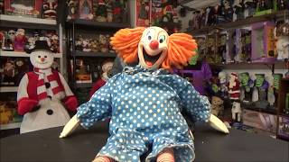 "Vintage Restorations: Mattel Talking ""Bozo The Clown"" Characte…"