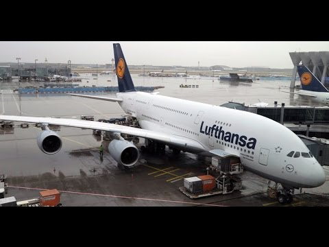 FLIGHT REPORT: Lufthansa|A380-800|FRANKFURT- HOUSTON