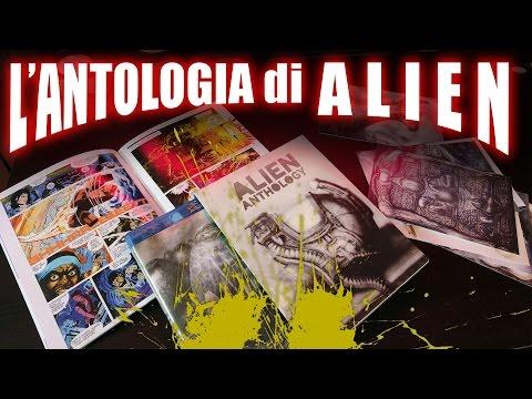 ALIEN - Tutto il PACCOTTONE! (ANTHOLOGY)