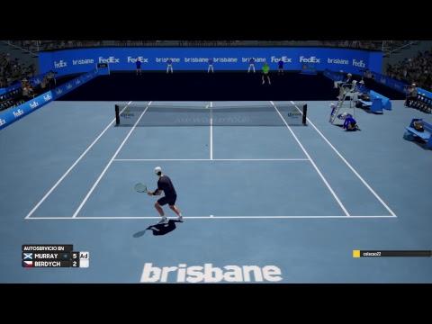 AO International Tennis online