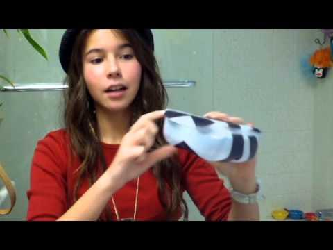 Turn an empty milk jug into a cute little box