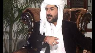 Hot Seat AAJ News Sardar Uzair Jan Baloch Part 01