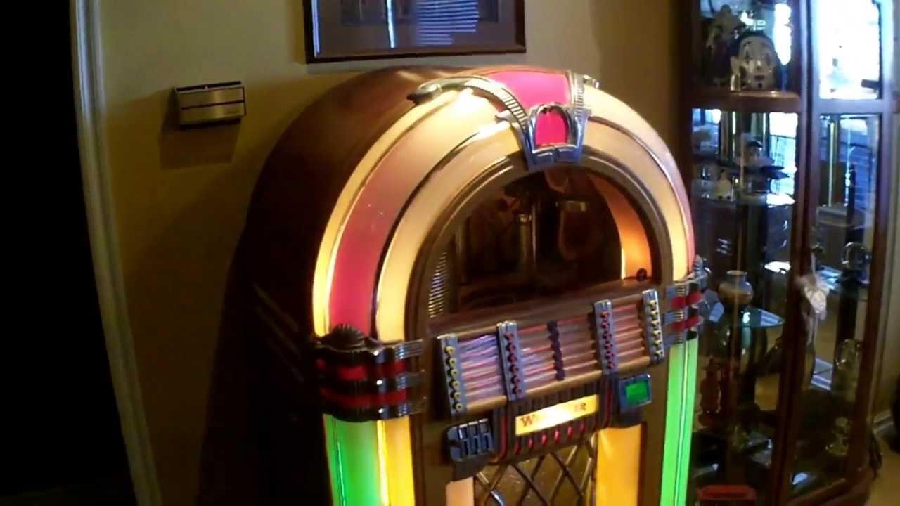 1946 Wurlitzer 1015 Jukebox Teaser