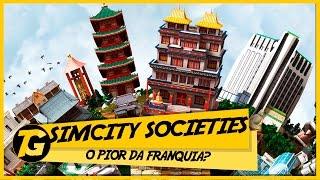 Simcity Societies - O PATINHO FEIO DA FRANQUIA ? - Gameplay em Português