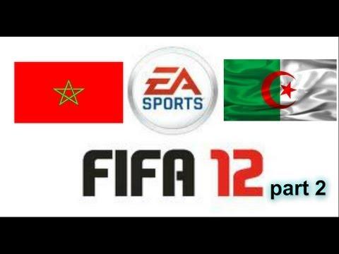 Download FIFA 2012 / PS3 : Maroc VS Algerie / 2 éme Mi-Temps