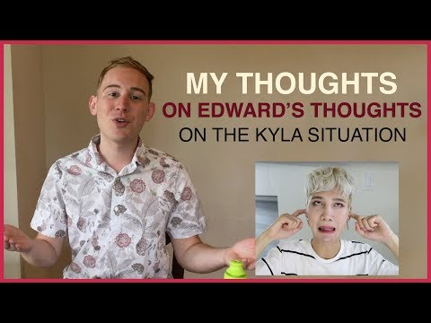 My Thoughts on Edward Avila's Thoughts On the Kyla Situation
