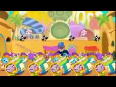 Moshi Monsters: The Movie Clip - Jollywood