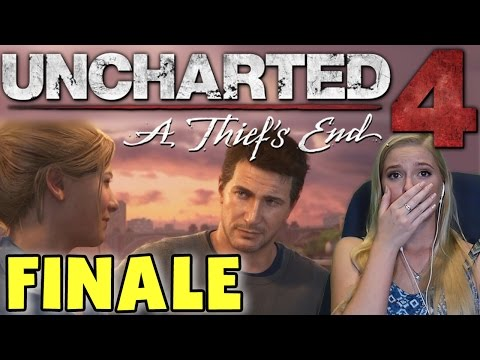 UNCHARTED 4 FINALE- FINAL BOSS & EPILOGUE