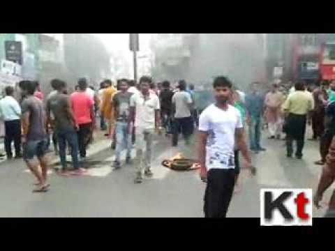Facebook Post Create Riot Like Situation At Baduria North 24 Pargana