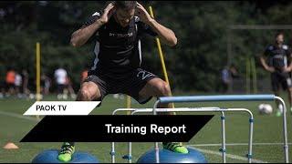 Γυμναστική με μπάλα - PAOK TV