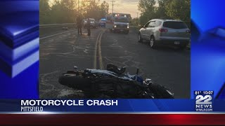 "Pittsfield Police investigating two-motorcycle crash with ""significant injuries""