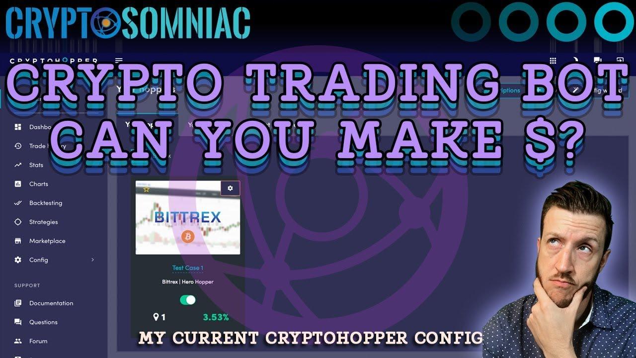 crypto trader gegen cryptohopper binäre optionen leben