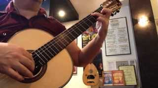 Sweet Betsy From Pike - Acoustic Guitar, Classic Fingerstyle