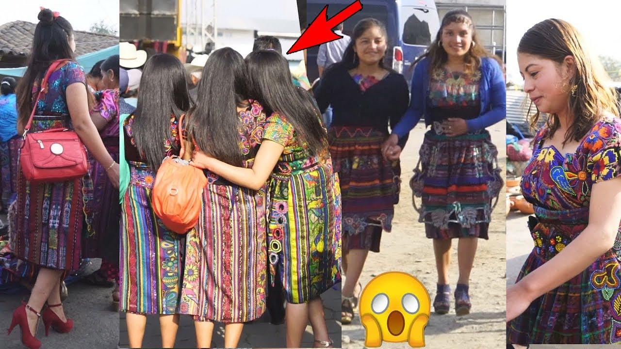 Chicas de totonicapan