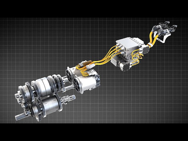 eAutoPowr Transmission - Future of Farming | John Deere