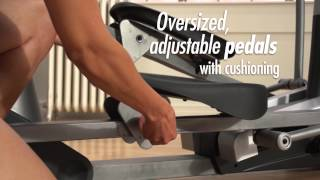 NordicTrack E11.5 Power Incline Elliptical Trainer