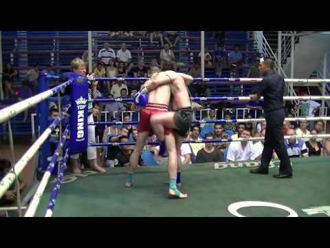 Bryan To Sumalee Boxing Gym VS Etienne Singpatong, Bangla Boxing Stadium, 23rd June 2013