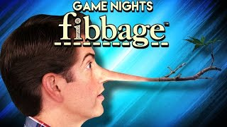 DIRTY LIES! | Creature Game Nights (Fibbage)