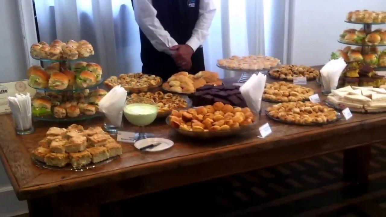Buffet toledo coffee break entrega do premio ecologia 2016 for Sideboard toledo