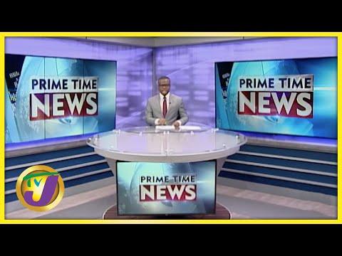 Jamaican News Headlines   TVJ News - July 31 2021