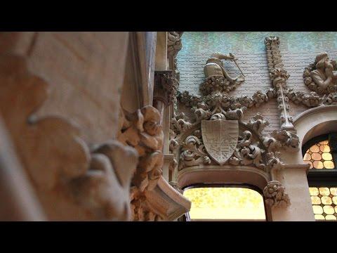 Palau Baró de Quadras, una joya modernista en Ruta