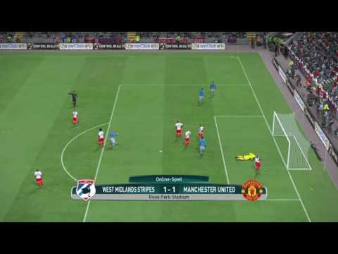 West Brom vs Man Utd Pokal Achtel S4