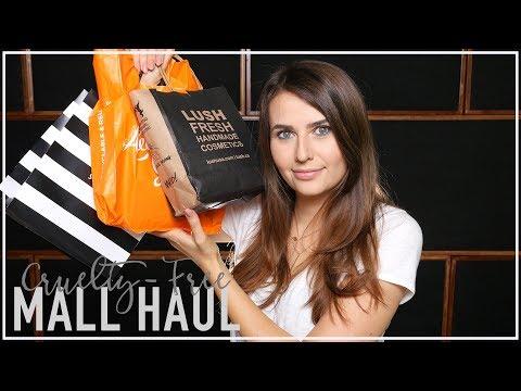 Cruelty-Free Mall Haul (Vegan, too!) - Logical Harmony